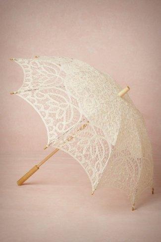 Alicia Keats Weddings Parasol