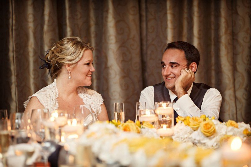 Bride and groom Vancouver Wedding Planner Alicia Keats