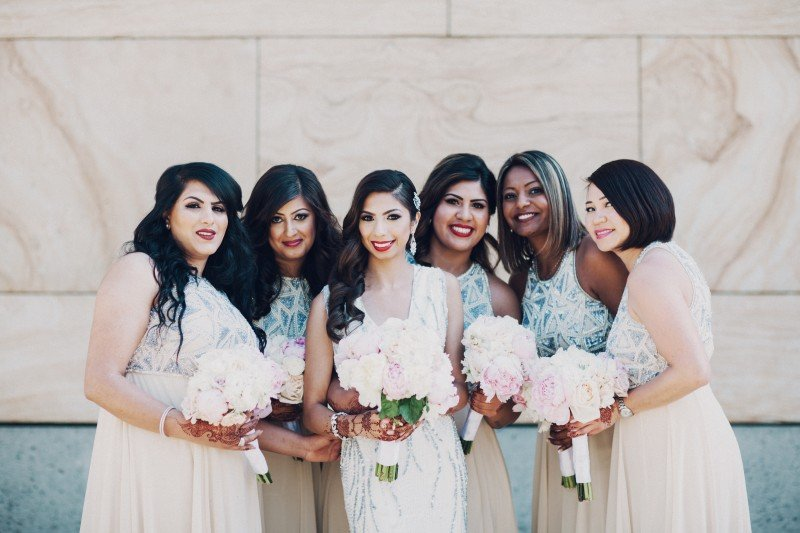 Bridesmaids Jenny Packham ideas