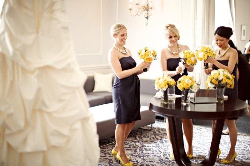 Bridesmaids Vancouver Wedding Planner Alicia Keats