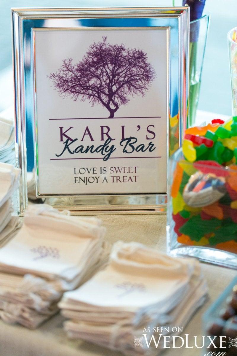 Etsy wedding favor bags  Alicia Keats Wedding Planner