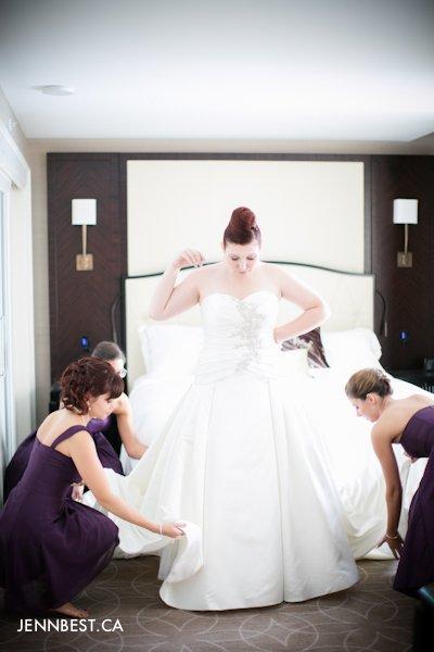 Hotel Georgia Wedding 0