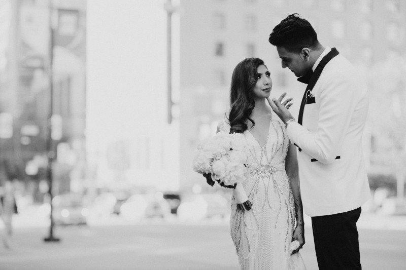 Hotel Georgia wedding 1