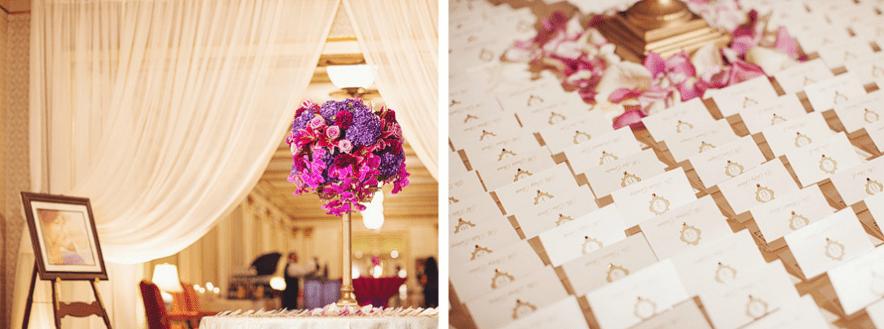 Hotel Vancouver Pacific Ballroom wedding