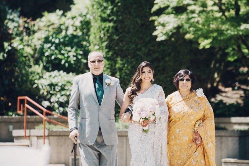 Ismaili Jamatkhana Center wedding Vancouver 5