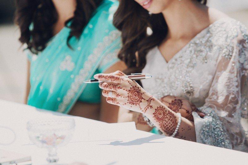 Ismaili Jamatkhana Center wedding Vancouver 6