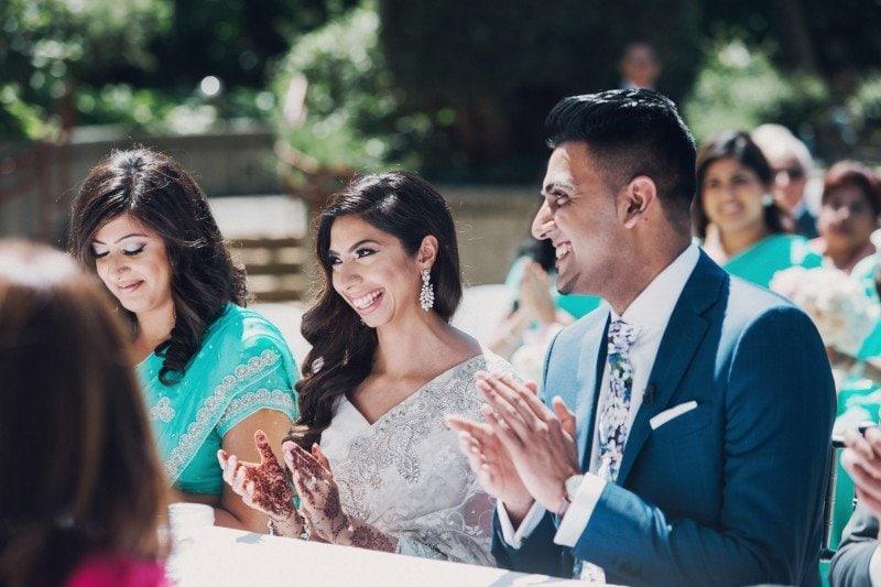 Ismaili Jamatkhana Center wedding Vancouver 7