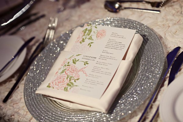 JONETSU_SoniaAdam_menu silver chargers