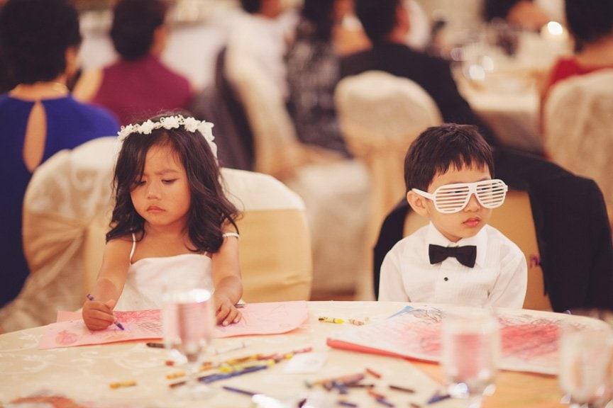 Party rock wedding