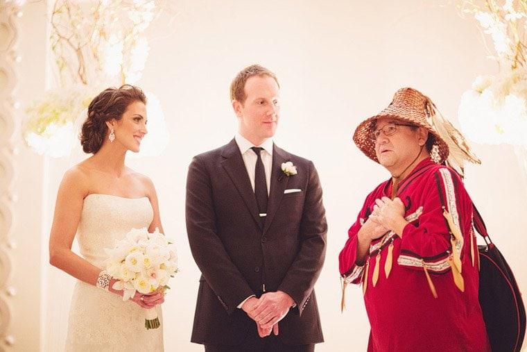 Personal wedding ceremony ideas
