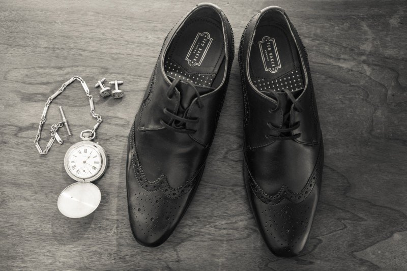 pocket-watch-groom-shoes-vancouver-wedding