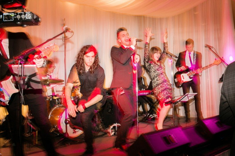 SideOne wedding band