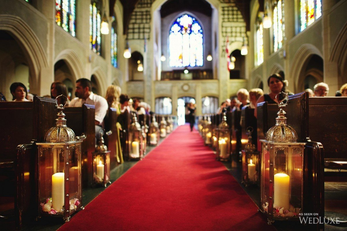 St Andrews Westly United church wedding