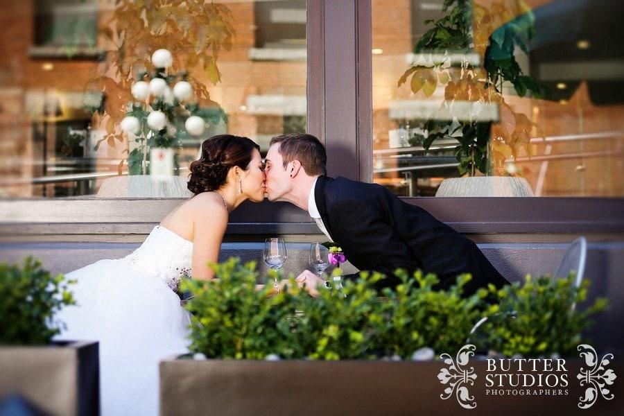 Stephanie and Corey wedding