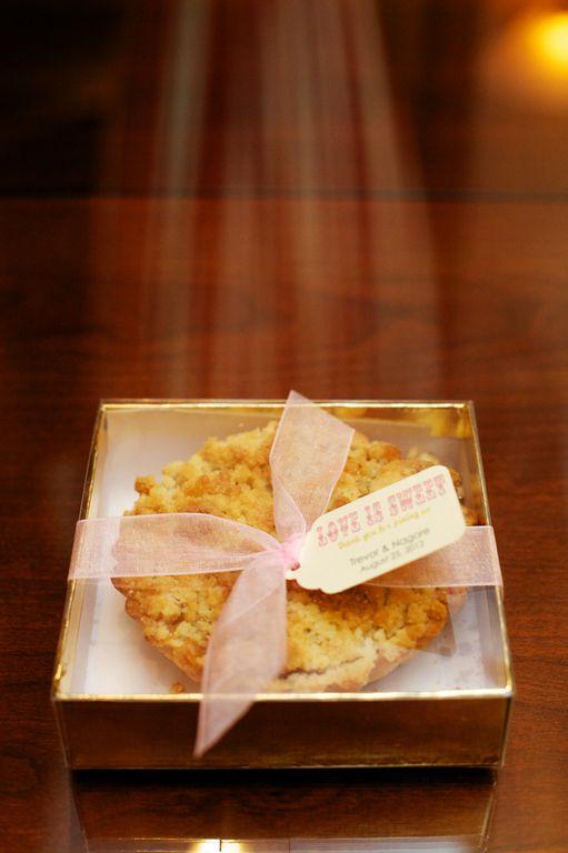 Sweet Thea Wedding Pies