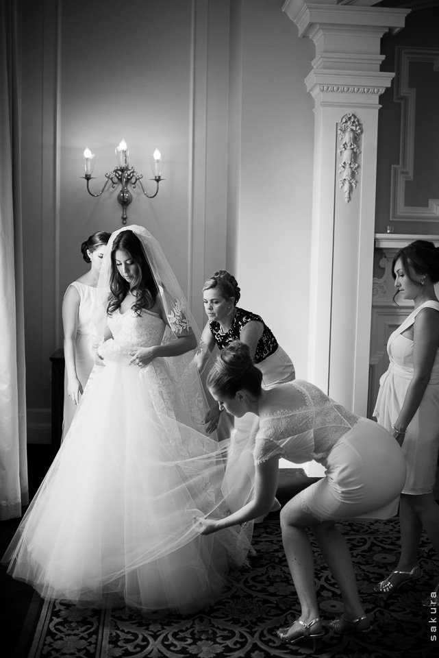 Vancouver Club Wedding Planner 1-girls-prep-124