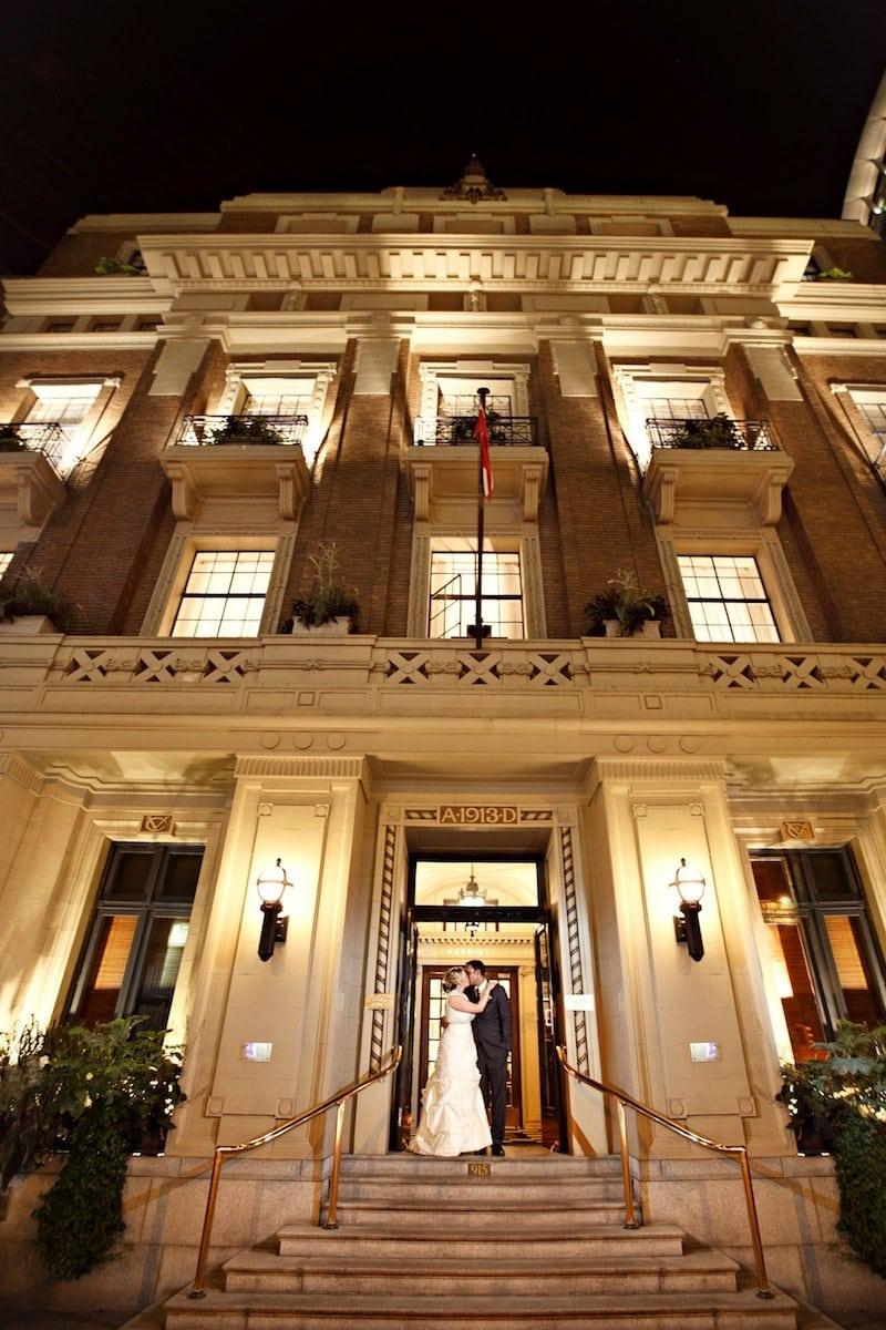 Vancouver Club Wedding Vancouver Wedding Planner Alicia Keats 1