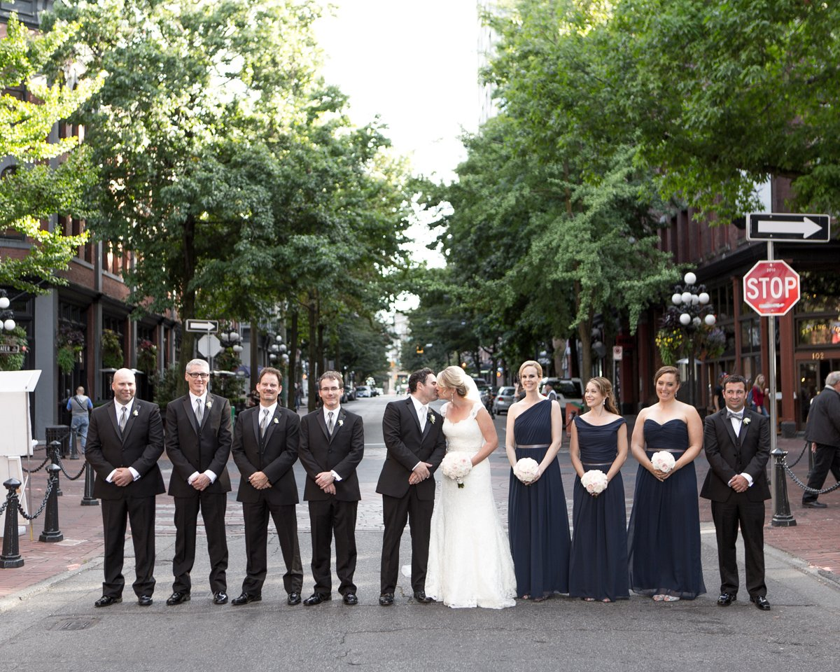 Vancouver Club wedding 4