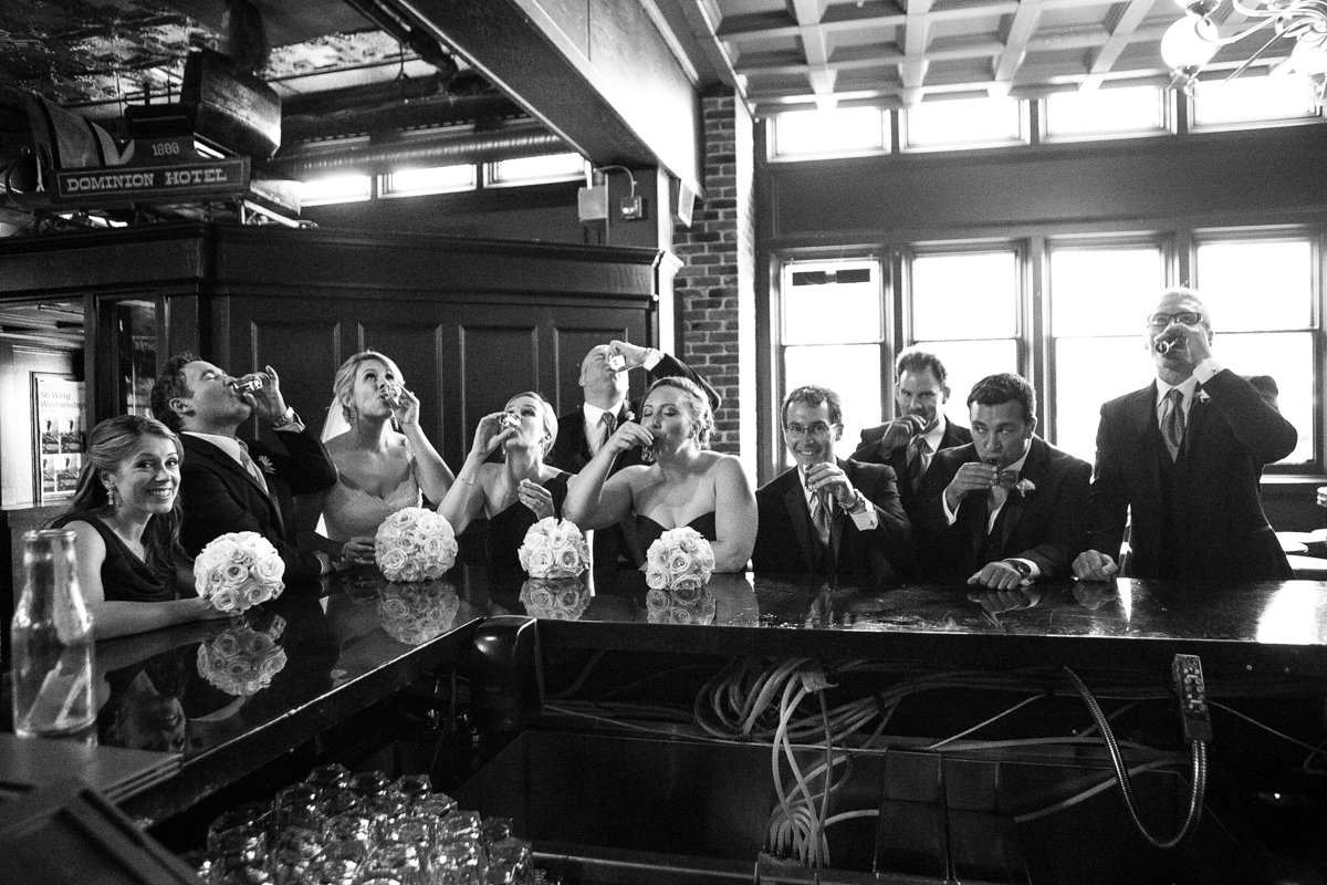 Vancouver Club wedding 6