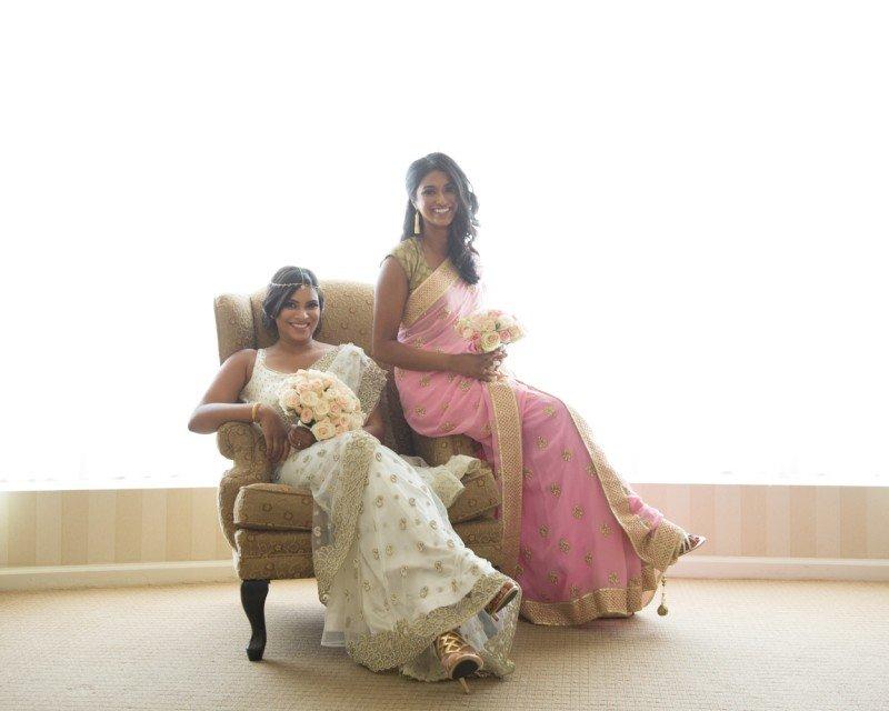 vancouver-sutton-place-wedding-bride-bridesmaid