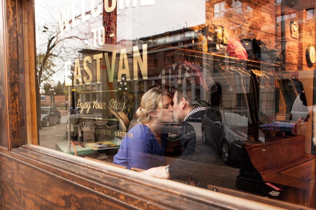 Vancouver Wedding Planner Alicia Keats engagement