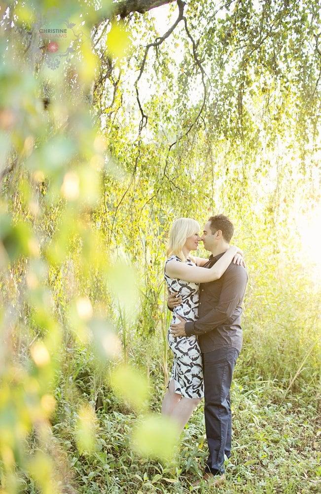 Vancouver redhead wedding planner