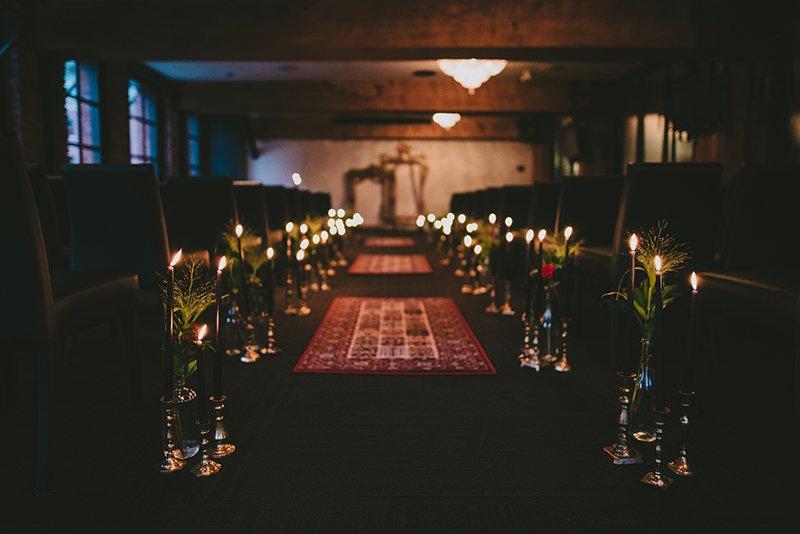 vancouver-wedding-loft-aisle-runner