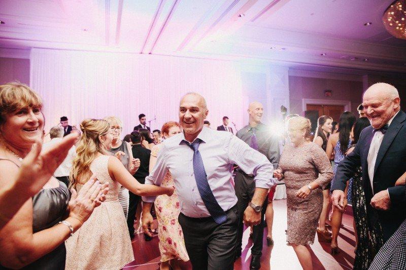 Wedding dance band Vancouver