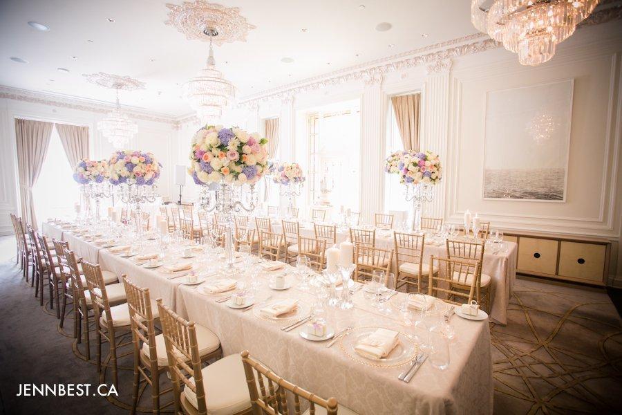 York Room wedding 1