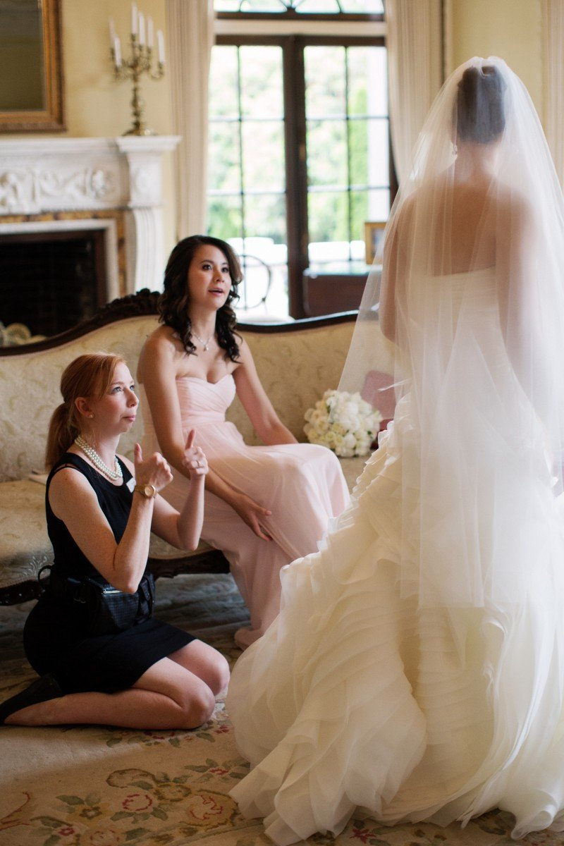 bride and wedding planner vancouver