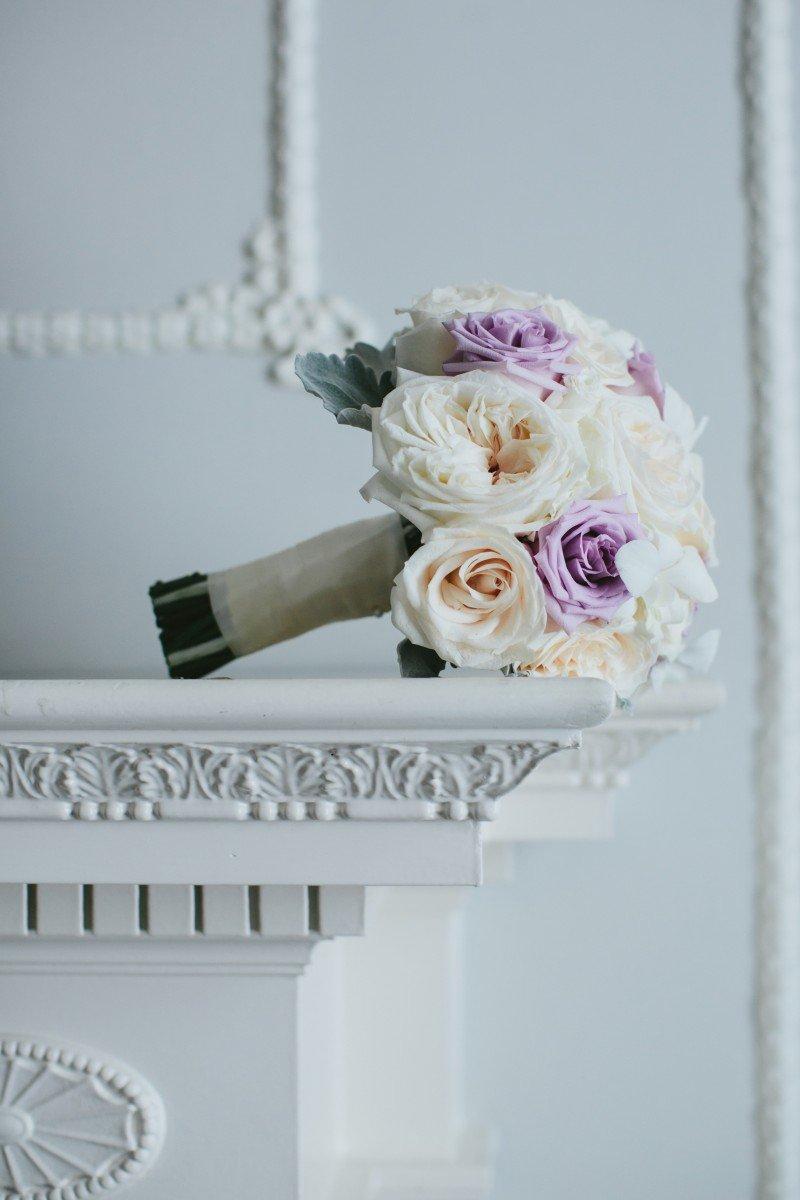 brides bouquet vancouver
