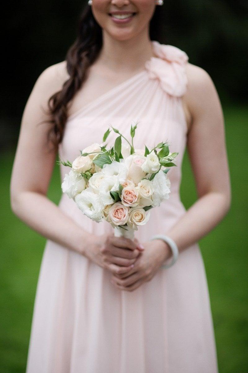 bridesmaid floral vancouver