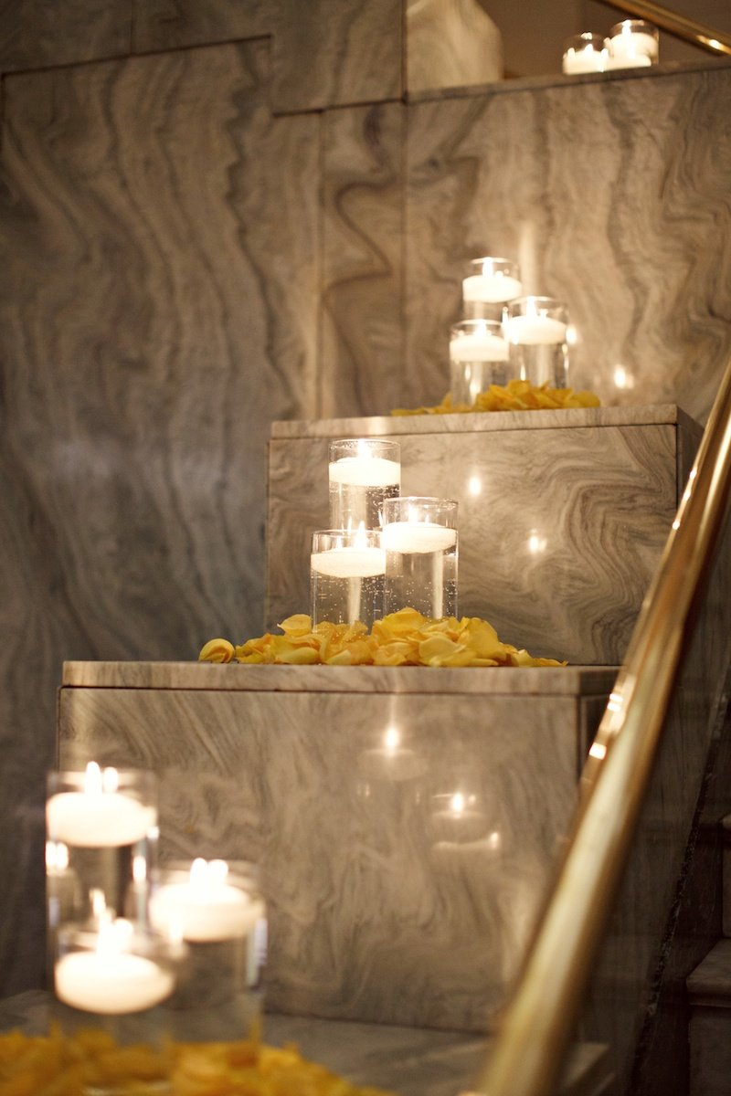 candles wedding planner