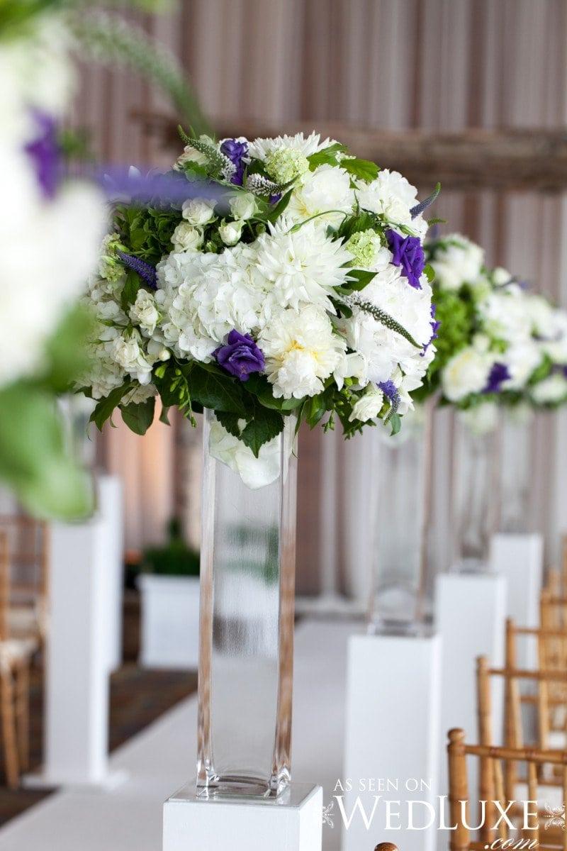 ceremony flowers Hilary MilesAlicia Keats Weddings
