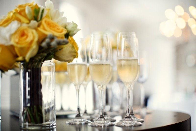 champagne wedding planner Alicia Keats Weddings + Events