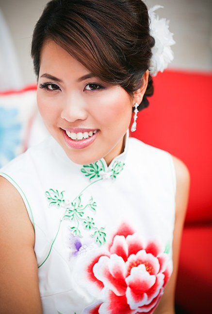 chinese wedding bride