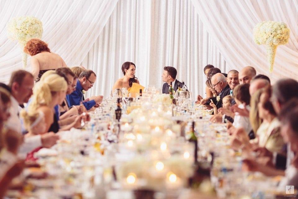 family style italian wedding