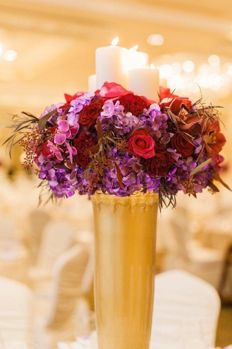 floral centrepiece vancouver