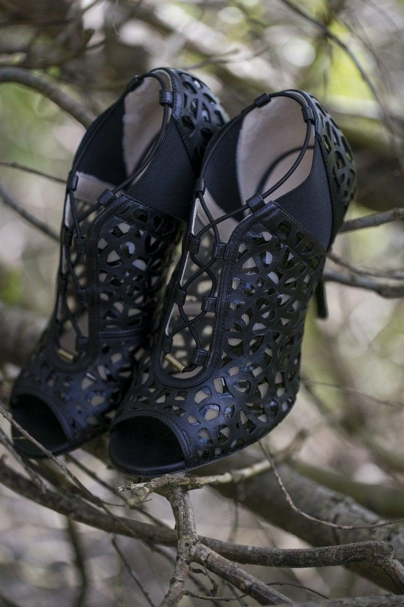 gothic wedding shoes 1