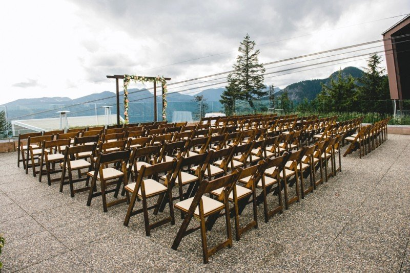 grouse mountain ceremony