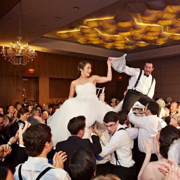 hora jewish wedding pacific rim