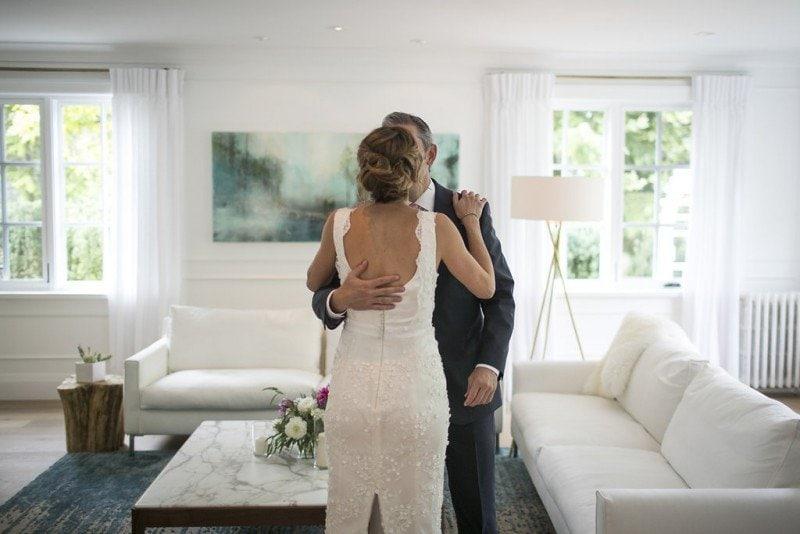 house weddings