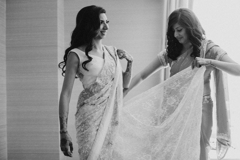 ismaili wedding bride