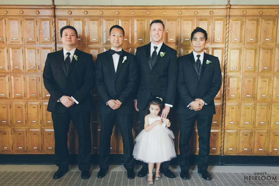 member's lounge vancouver club wedding