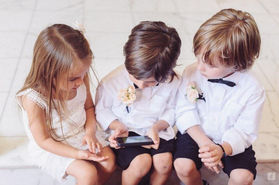 ringbearer flower girl wedding planner