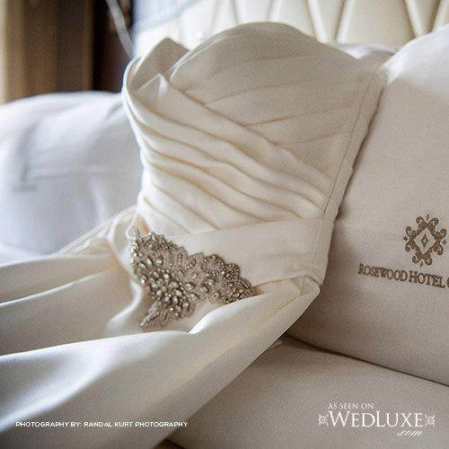 rosewood hotel Georgia wedding