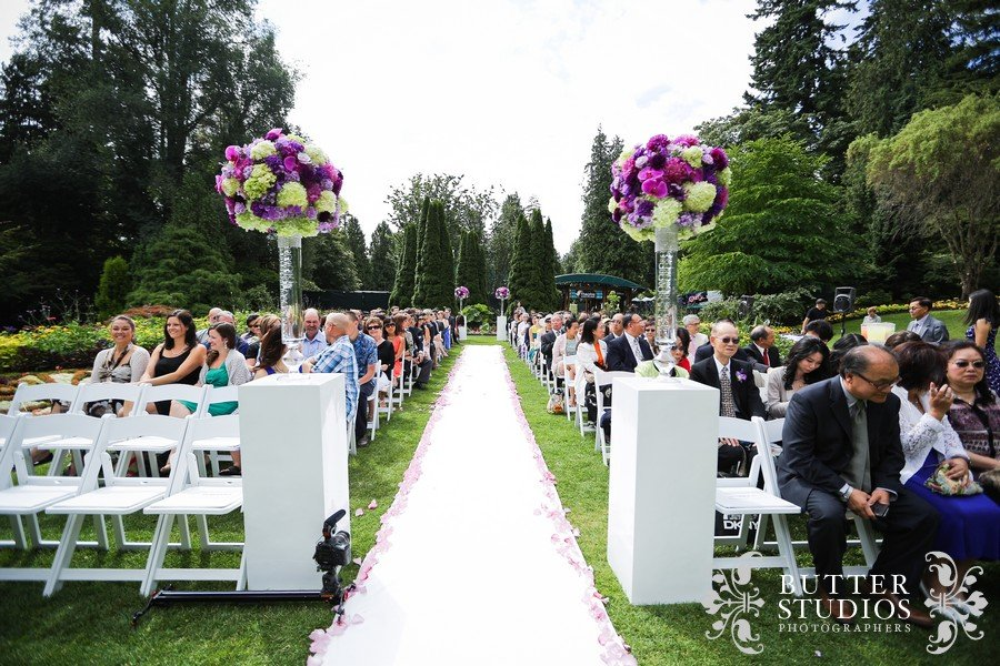 stanley park pavilion wedding ceremony 250 guests
