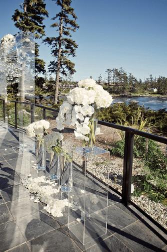 tofino wedding ceremony