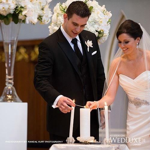 unity candle wedding