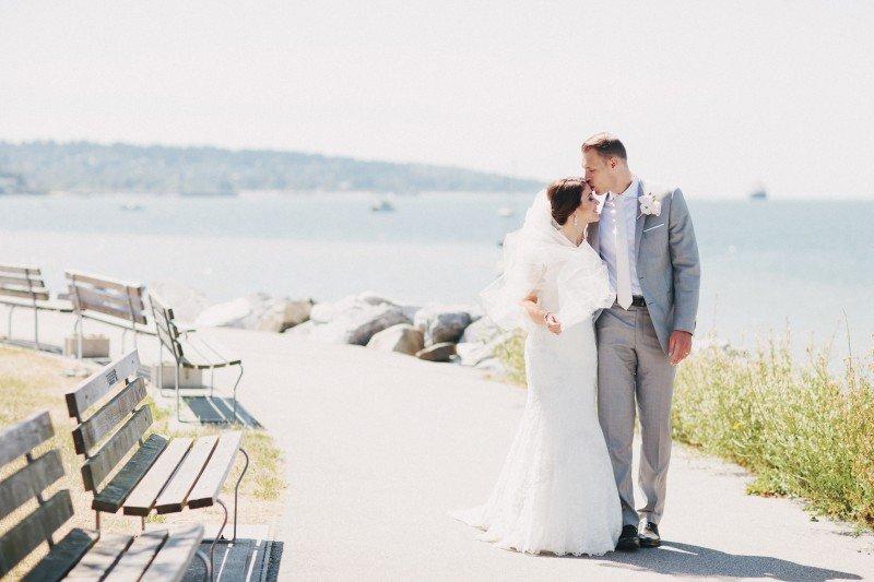 vancouver beach weddings